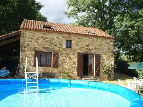 Maison De Vacances - Loubejac 11 : Guest accommodation near Saint-Cernin-de-l'Herm