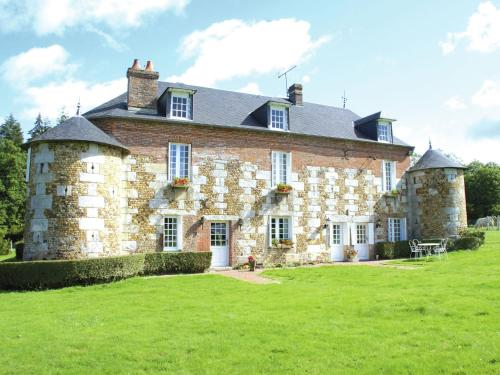 Maison De Vacances - La Trinite-De-Reville : Guest accommodation near Gacé