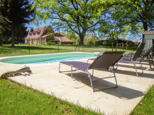 Holiday home Gite de la Fermette : Guest accommodation near Saint-Léger-Magnazeix