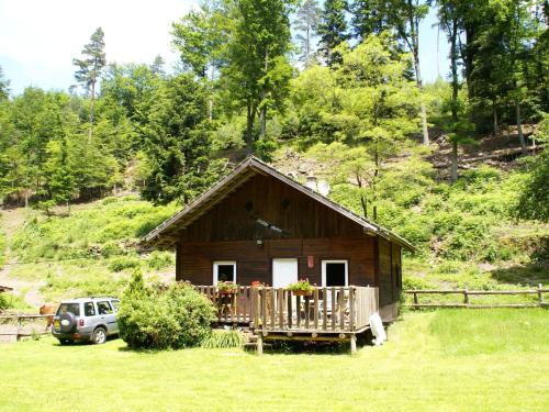 Maison De Vacances - Dabo 1 : Guest accommodation near Marmoutier