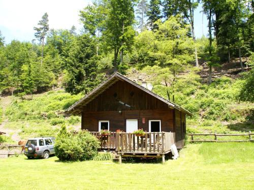 Maison De Vacances - Dabo 1 : Guest accommodation near Réding