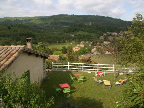 Maison De Vacances - Bourdeaux 1 : Guest accommodation near Rochefourchat