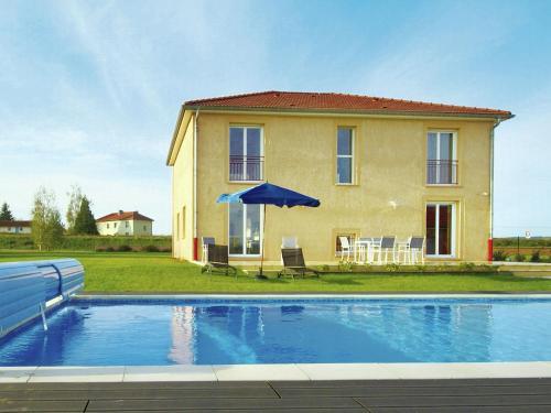 Maison De Vacances - Billemont : Guest accommodation near Verrières