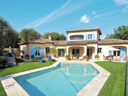 Villa - La Roquette-Sur-Siagne : Guest accommodation near Pégomas