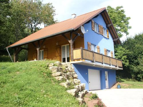 Maison De Vacances - Dabo 2 : Guest accommodation near Saint-Jean-Kourtzerode