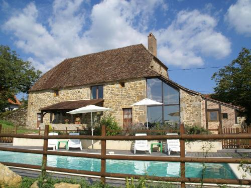 Thégra : Guest accommodation near Alvignac
