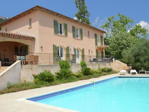 Villa Panoramique 1 : Guest accommodation near Cabris