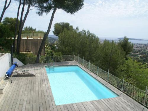Villa - Toulon : Guest accommodation near Le Revest-les-Eaux