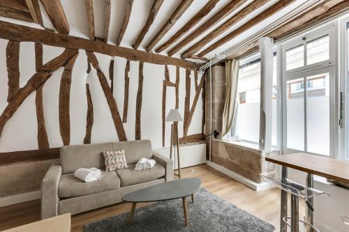 Luckey Homes - Rue de Lanneau : Apartment near Paris 5e Arrondissement