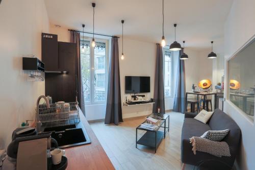 Suite Garibaldi Cosy et Design : Apartment near Lyon 8e Arrondissement
