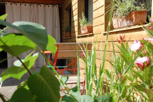 L'Atelier des dépendances : Guest accommodation near Schaeffersheim