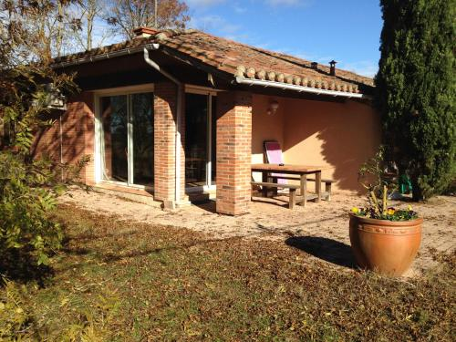 Holiday Home Le Fiouzaire : Guest accommodation near Launac