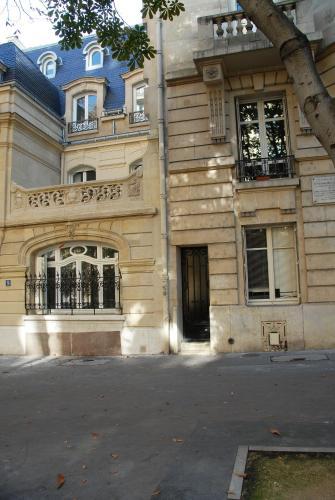 Appartment - Tour Eiffel : Apartment near Paris 16e Arrondissement