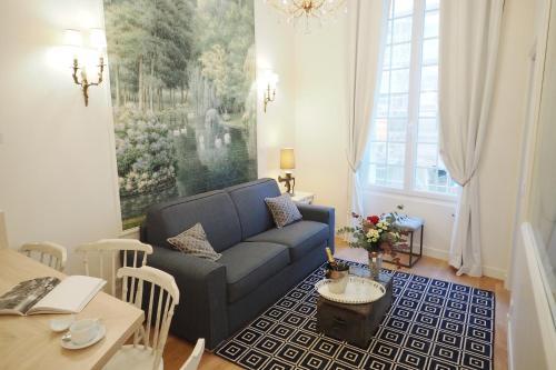 Louvre Opera Design ChicSuites : Apartment near Paris 9e Arrondissement