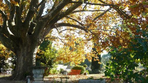 La Ferme St Michel : Bed and Breakfast near Clansayes