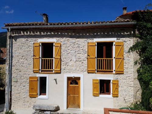 Maison à la Montagne : Guest accommodation near Saint-Jean-d'Aigues-Vives