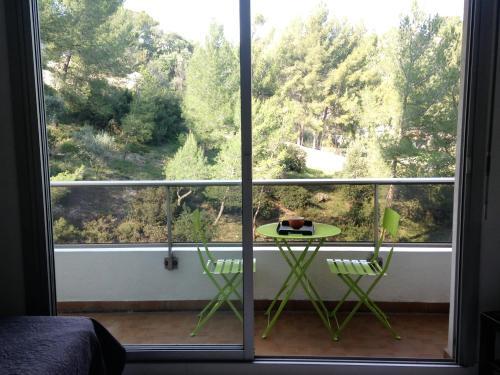 Les Jardins du Commandant : Apartment near Marseille 8e Arrondissement