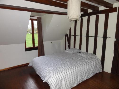 Le Jardinet : Guest accommodation near Brullemail
