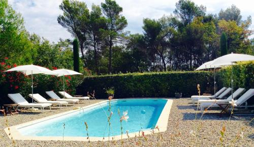 Gîte Classé Argelas Romarin : Guest accommodation near Cadolive
