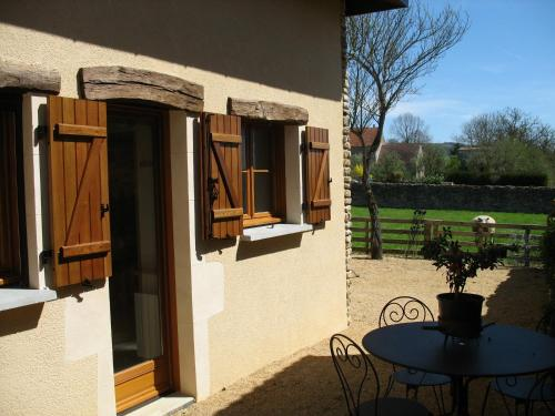 ancien four a pain : Guest accommodation near Montbard