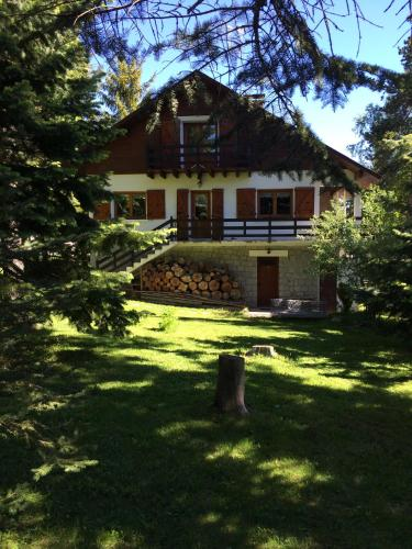 Chalet de l'Esquirol : Guest accommodation near La Cabanasse