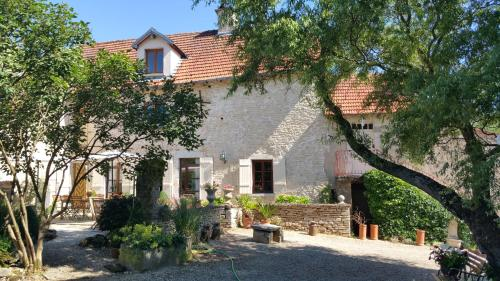 La Vallée Verte : Bed and Breakfast near Torcenay