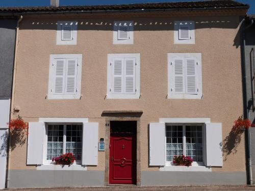 The Old Notaires : Guest accommodation near Saint-Bazile