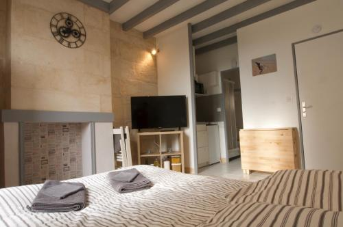 Appart à Niort : Apartment near Saint-Rémy