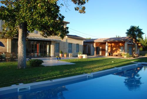 Les Ambèles : Bed and Breakfast near Belvès-de-Castillon