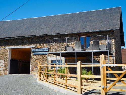 Villas de Leypinas B&B : Guest accommodation near Beyssenac