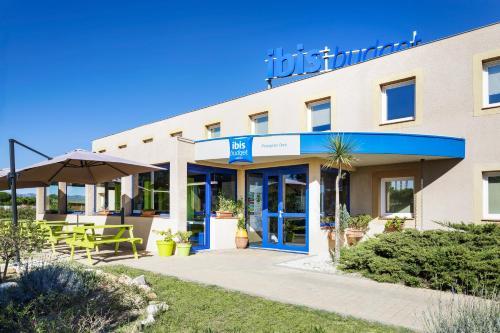 Ibis Budget Perpignan Nord : Hotel near Salses-le-Château