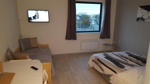 L'appart-Oscope : Apartment near Vouneuil-sur-Vienne