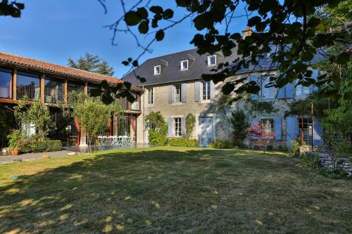 le closier : Bed and Breakfast near Montsérié