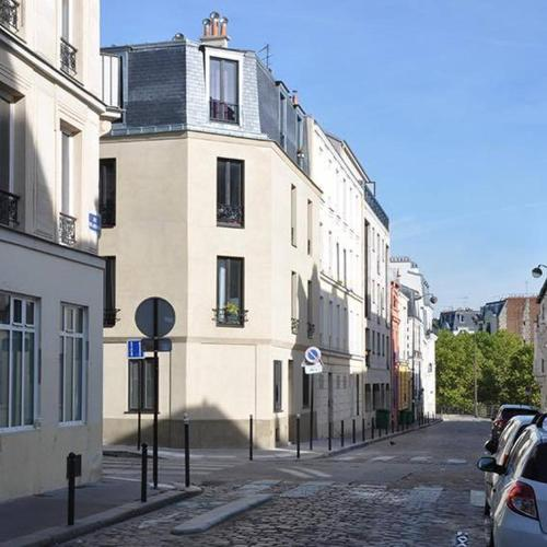 Appartement Rue des Artistes : Apartment near Gentilly