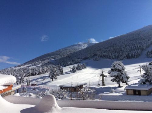 Les Chalets Du Mont Serein : Guest accommodation near Brantes