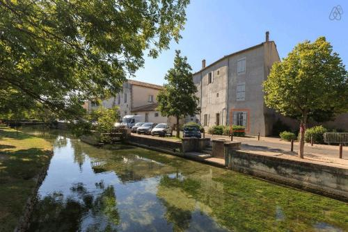 The Waters Edge : Apartment near L'Isle-sur-la-Sorgue