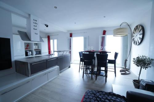 La Rade - Djo Cap Provence : Apartment near Saint-Mandrier-sur-Mer