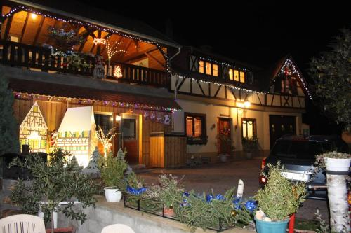 La Maison de Vacances : Guest accommodation near Triembach-au-Val