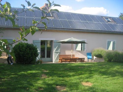 Gîte Les Potiers : Guest accommodation near Ménétréol-sous-Sancerre
