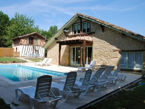 Gardeleau : Guest accommodation near Ferrensac