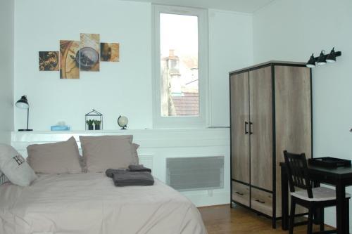 Le Cosy Musette - Rue Piétonne : Apartment near Dijon