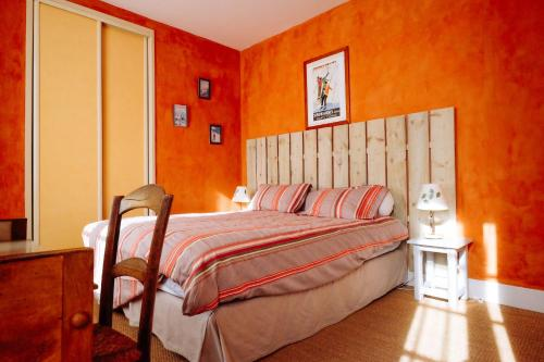 Le Poujastou : Bed and Breakfast near Juzet-de-Luchon