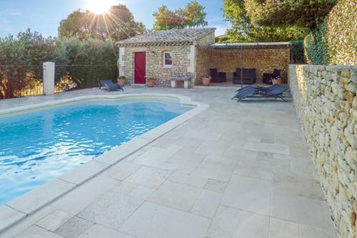 Madeleine : Guest accommodation near Lioux