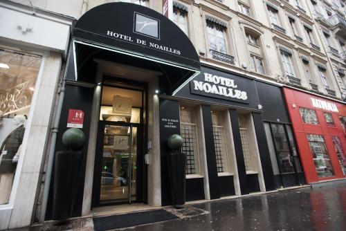 Hôtel de Noailles : Hotel near Lyon 7e Arrondissement