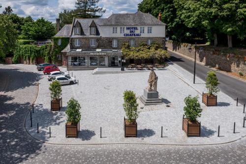 Hotel Du Chateau : Hotel near Lanrigan