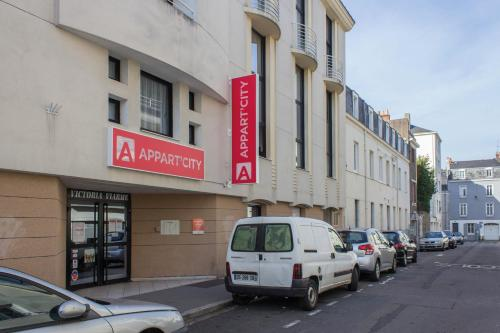 Appart'City Nantes Viarme : Guest accommodation near Nantes