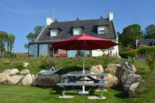 La Belle Etoile : Guest accommodation near Plomelin
