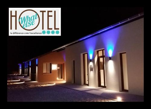 What Else Hotel : Hotel near Saint-Rambert-en-Bugey