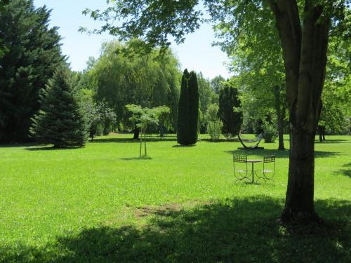 Le Gîte du Jardin : Bed and Breakfast near Saint-Genis