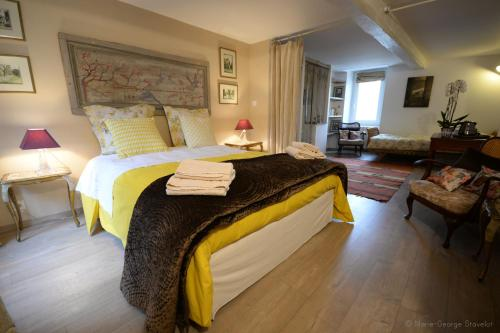 Le Gratin Mondain : Guest accommodation near Quincy-le-Vicomte